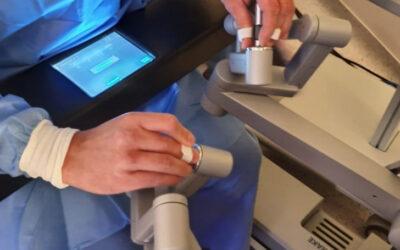 Primeira cirurgia bariátrica robótica do Paraná é realizada em Curitiba